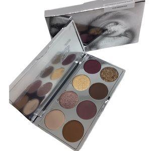 BELLE EN ARGENT Panchromatic Eye Palette Plum Glam